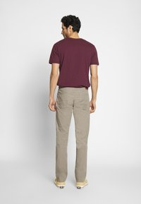 camel active - HOUSTON - Trousers - taupe - 2