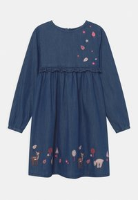 Staccato - Denim dress - mid blue denim - 0