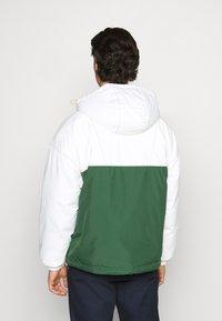 Lacoste LIVE - BH1134_X0N - Light jacket - flour/green - 2