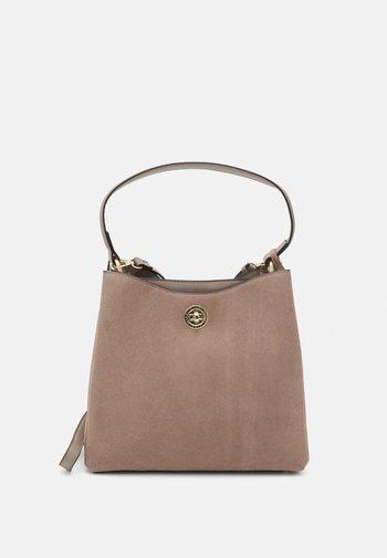 FIORETTA - Handbag - taupe