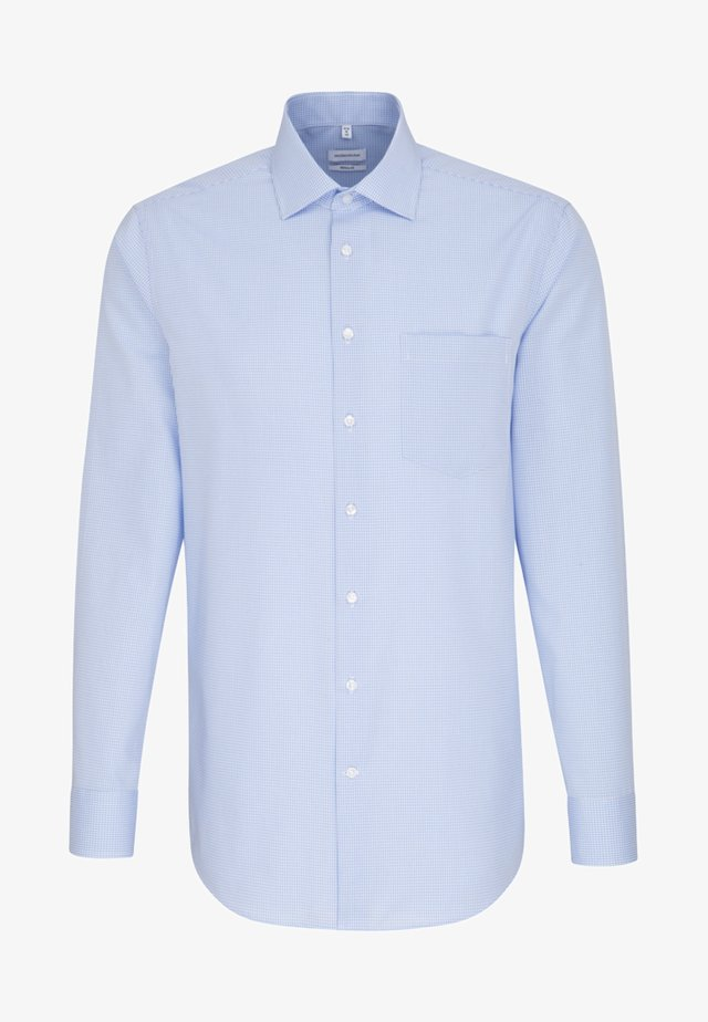 REGULAR FIT - Overhemd - light blue