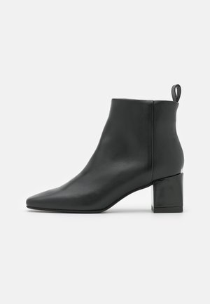 SQUARED - Ankle boots - black
