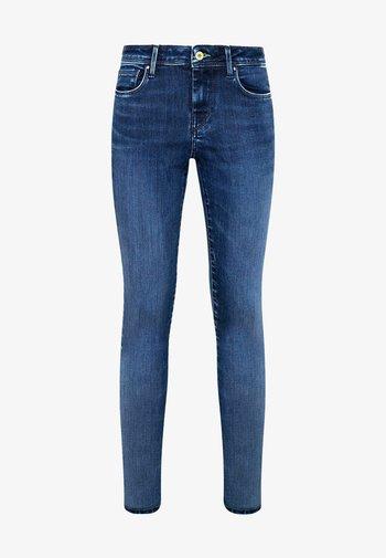 LOLA - Slim fit jeans - denim