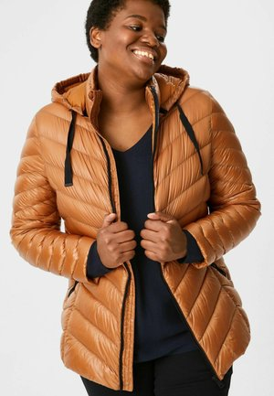Winter jacket - havanna