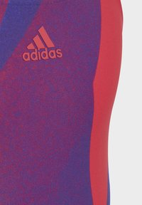 adidas Performance - GIRLS GRAPHIC SWIMSUIT - Maillot de bain - pink - 6