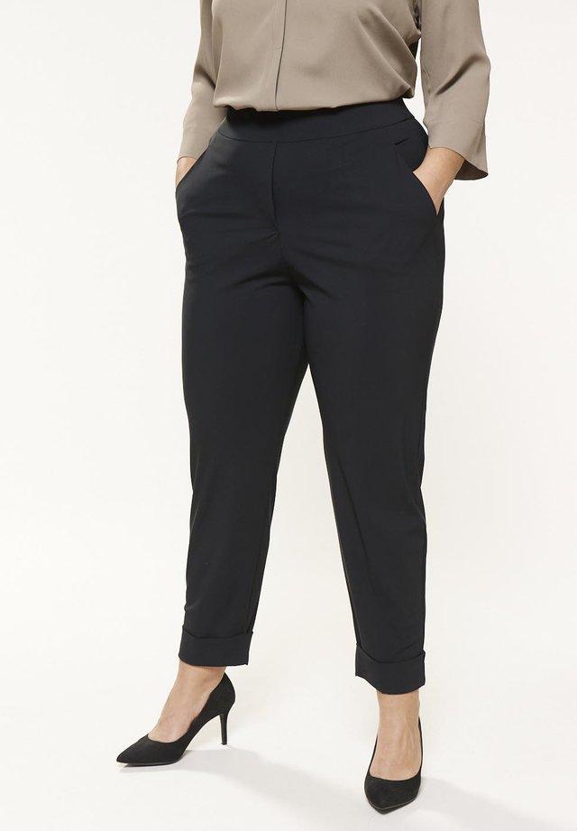 NILU - Leggings - Trousers - black