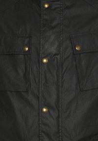 Belstaff - FIELDMASTER JACKET SIGNATURE - Summer jacket - black - 2