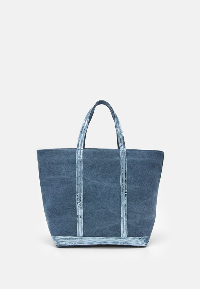 EXCLUSIVE SUSTAINABLE CABAS MOYEN OPTION  - Cabas - blue