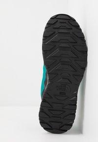 The North Face - M ACTIVIST FUTURELIGHT - Hiking shoes - verdial/black - 4