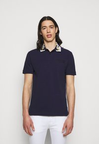 Versace Jeans Couture - PLAIN - Polo shirt - dark blue - 0
