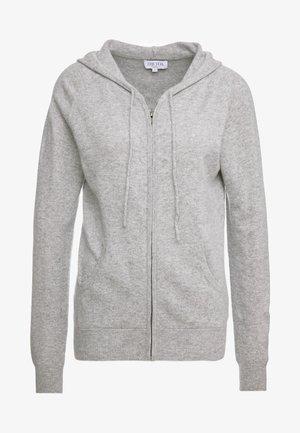 HOOD - Cardigan - grey