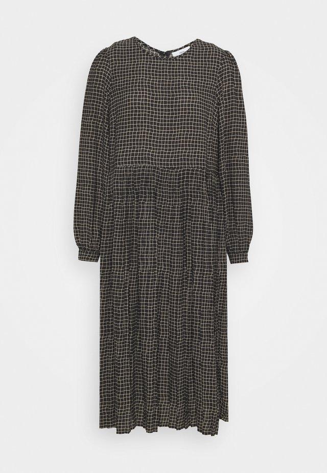 MARSELINE - Denní šaty - black
