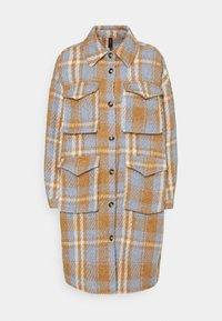 YAS - YASBILLY LONG SHACKET  - Classic coat - eggnog - 0
