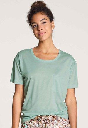 DAMEN KURZARM-SHIRT - Basic T-shirt - haze mint