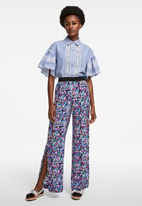 KARL LAGERFELD - Trousers - multi-coloured - 2