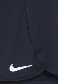 Nike Performance - SKIRT - Gonna sportivo - obsidian/white - 2