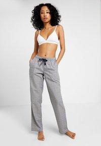 Schiesser - LANG - Pyjama bottoms - nachtblau - 1