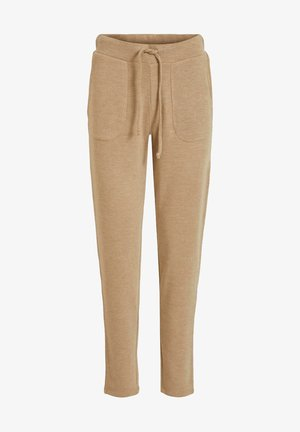 Tracksuit bottoms - light brown