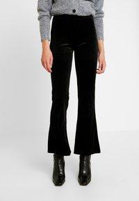 Noisy May - Spodnie materiałowe - black - 0