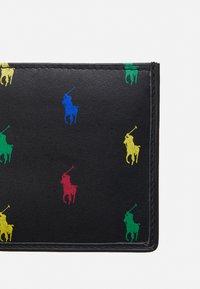 Polo Ralph Lauren - SMOOTH UNISEX - Wallet - black - 4
