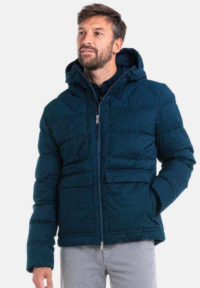 BOSTON M - Winter jacket - 8859 - blau