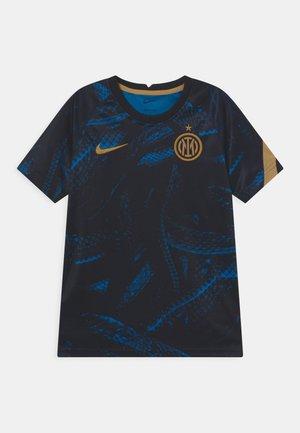 INTER MAILAND UNISEX - Club wear - blue spark/black/truly gold