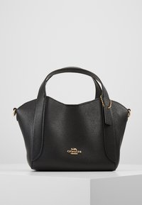 Coach - POLISHED PEBBLE HADLEY HOBO - Handbag - black - 2