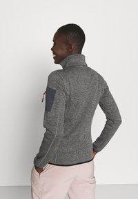 Campagnolo - Fleece jacket - nero/grey - 2