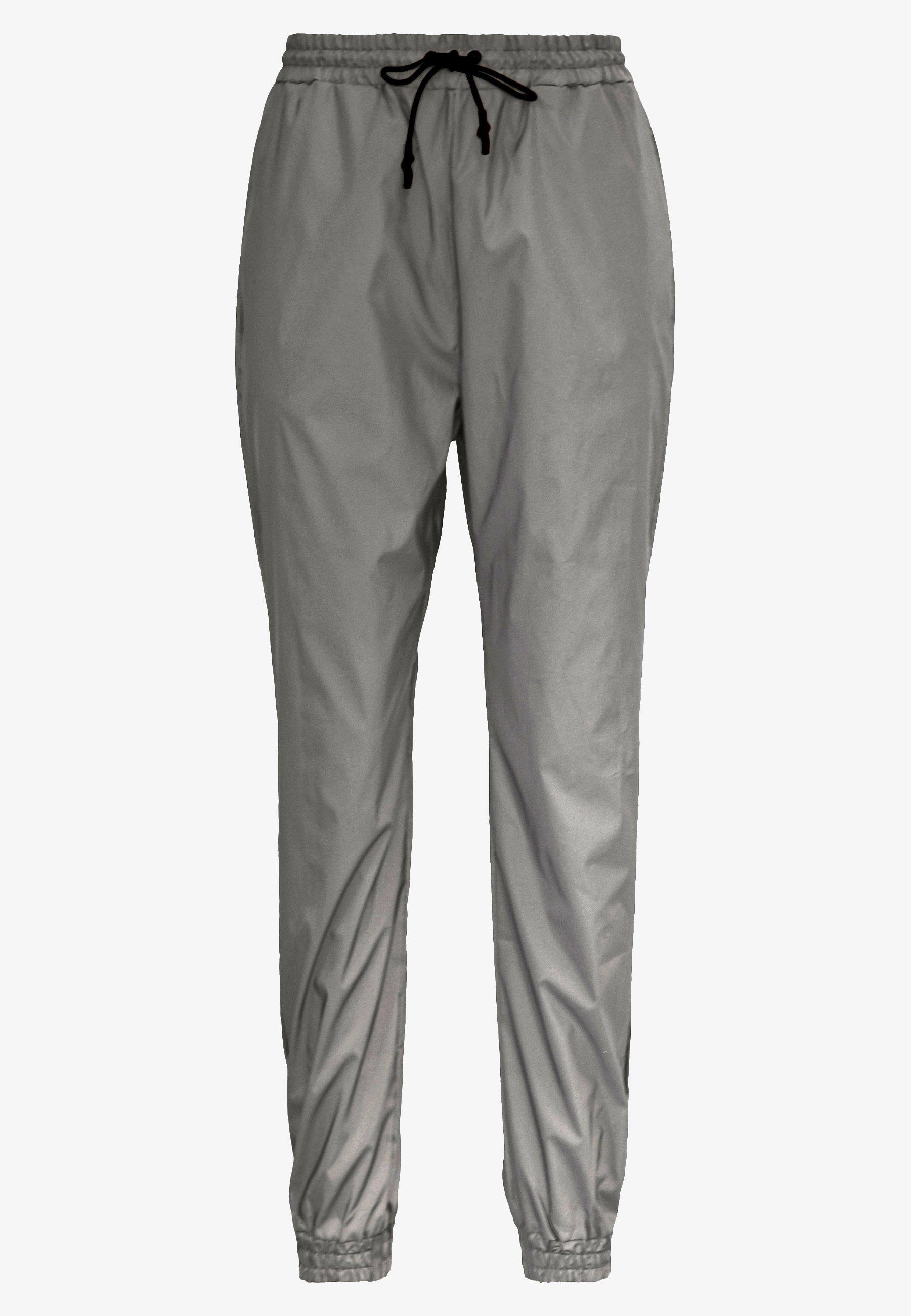 NMRANDY REFLEX PANT Bukse silver