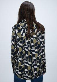 someday. - Button-down blouse - black - 1