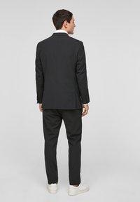 s.Oliver BLACK LABEL - SLIM FIT - Veste de costume - black - 2