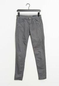 Benetton - Slim fit jeans - grey - 0