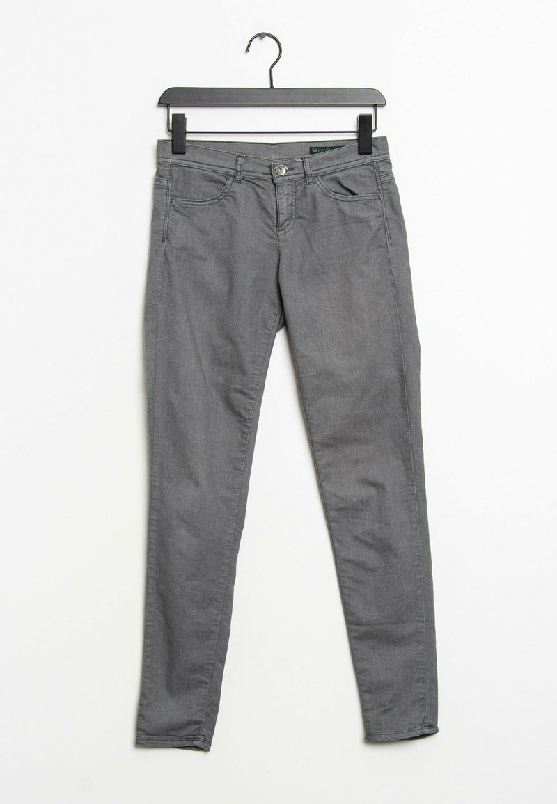 Benetton - Slim fit jeans - grey