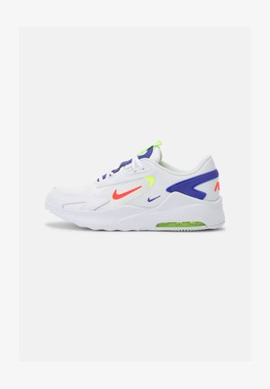 AIR MAX BOLT UNISEX - Trainers - white/bright crimson/volt indigo burst