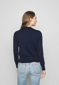 Polo Ralph Lauren - CARDIGAN LONG SLEEVE - Chaqueta de punto - bright navy - 2