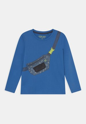 SMALL BOYS - Long sleeved top - strong blue