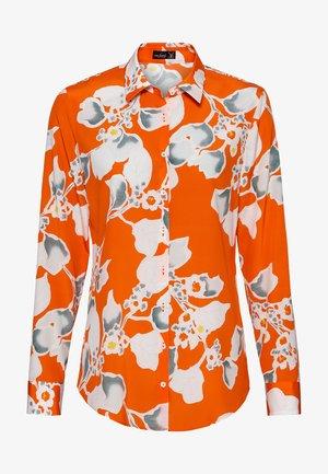 CARRY - Button-down blouse - orange