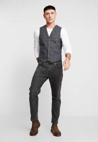 Shelby & Sons - HOCKLEY  - Waistcoat - grey - 1