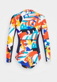 O'Neill - SURU SURF SUIT - Swimsuit - blue/red - 6