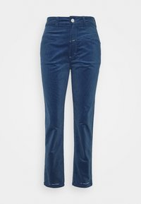 CLOSED - PEDAL PUSHER - Trousers - archive blue - 5