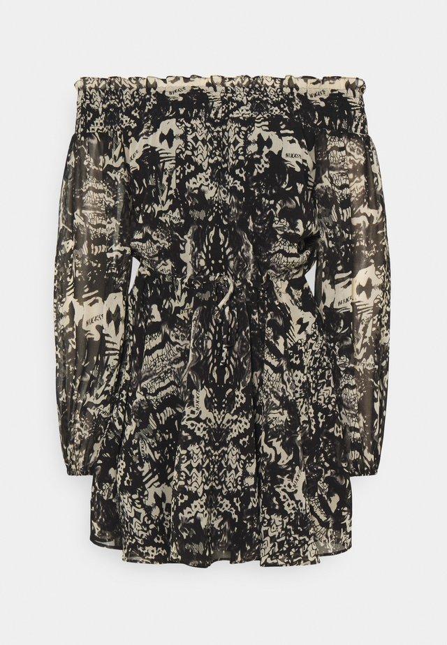 FAYLEE DRESS - Vestito estivo - black