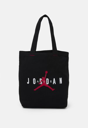 JAN TOTE BAG - Drawstring sports bag - black