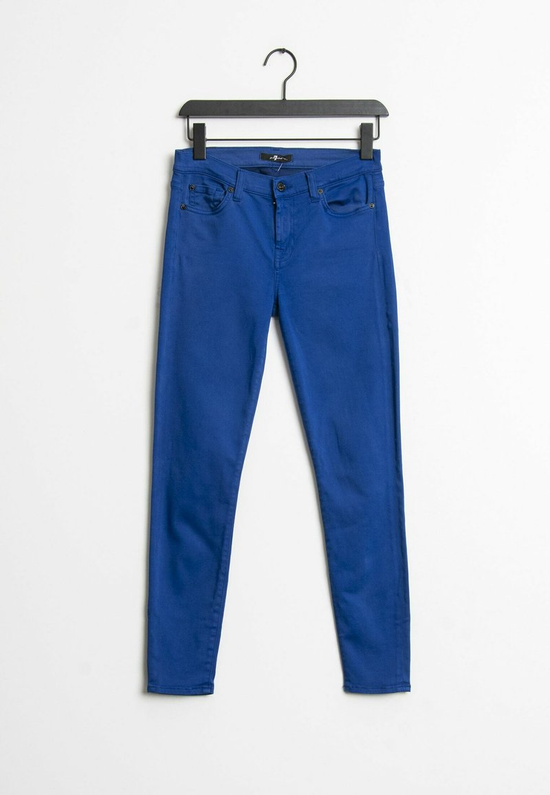 7 for all mankind - Trousers - blue