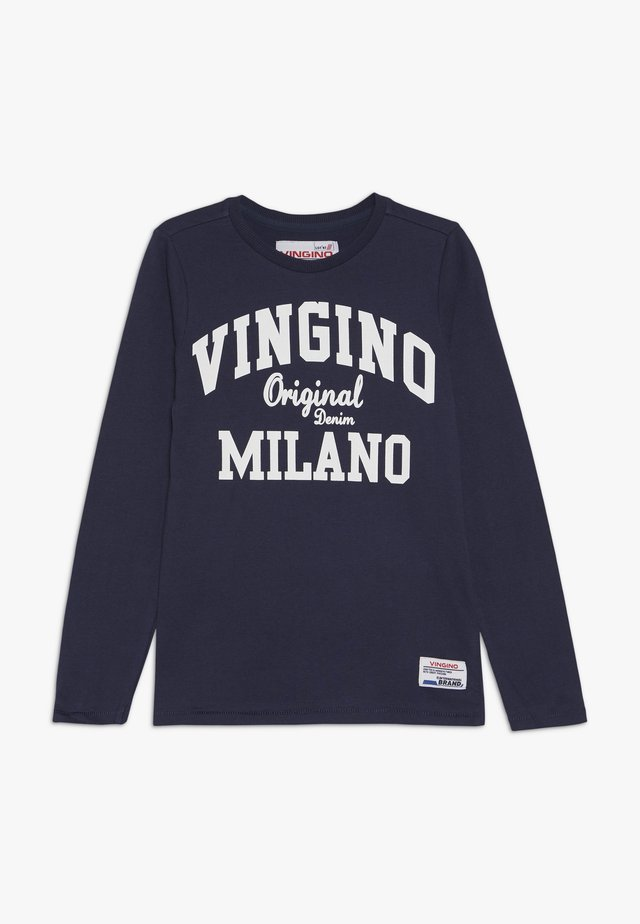JERNY - Long sleeved top - dark blue