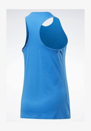 TRAINING ESSENTIALS GRAPHIC TANK TOP - Top - blue