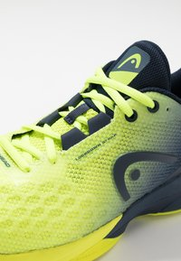 Head - REVOLT PRO 3.0 - Allcourt tennissko - neon yellow - 5