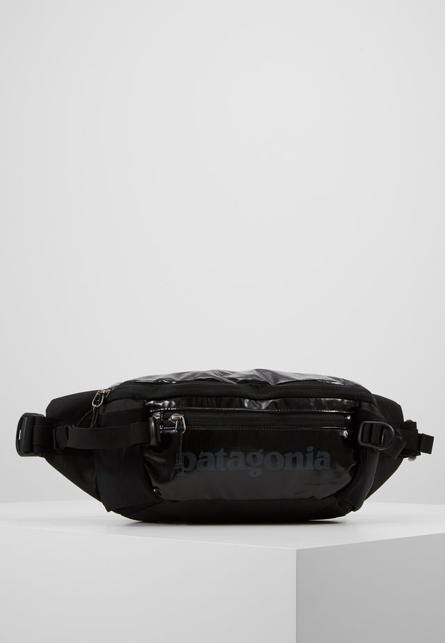 BLACK HOLE WAIST PACK 5L - Vyölaukku - black