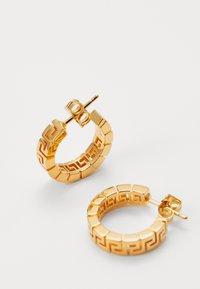 Versace - UNISEX - Earrings - gold-coloured - 3