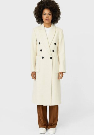 Zimní kabát - white