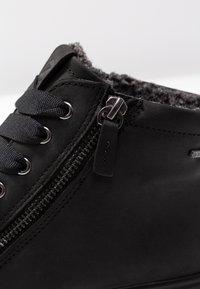 ECCO - SOFT 7 TRED - Sneakers alte - black - 2